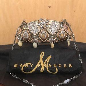 🌲RARE MARY FRANCES Marie Antoinette Bag EUC🌲
